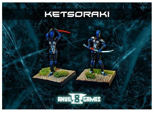 Aetherium: House Ikaru - Ketsoraki (2) (Subroutine)