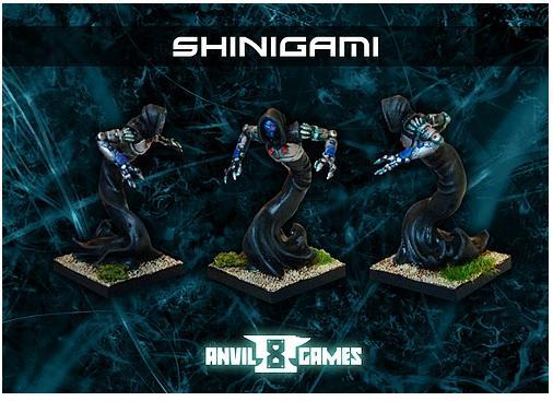 Aetherium: House Ikaru - Shinigami (3) (Subroutine)