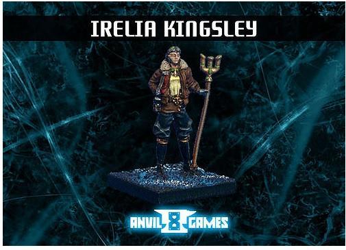 Aetherium: Rezx - Irelia Kingsley (Avatar)