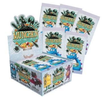 Munchkin CCG: Booster Pack (1)