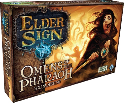 Elder Sign: Omens of the Pharoah Expansion