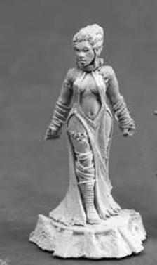 Dark Heaven Legends: Graveflesh Servant (Female)