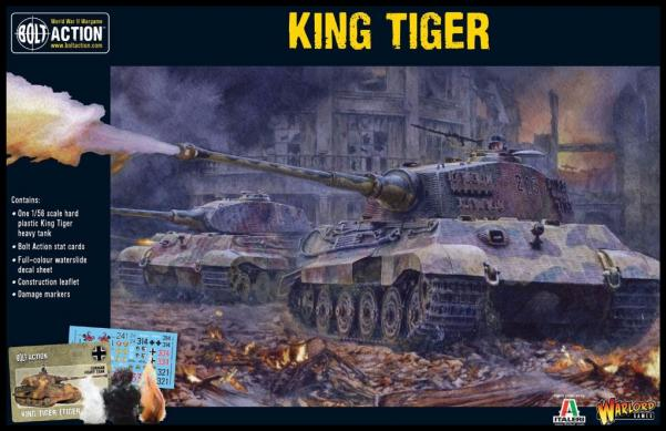 Bolt Action: (German) King Tiger