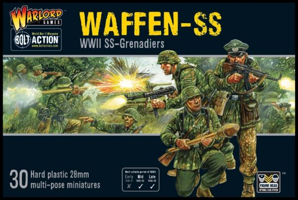 Bolt Action: (German) Waffen SS