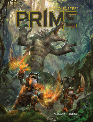 No Quarter Prime: Issue #3