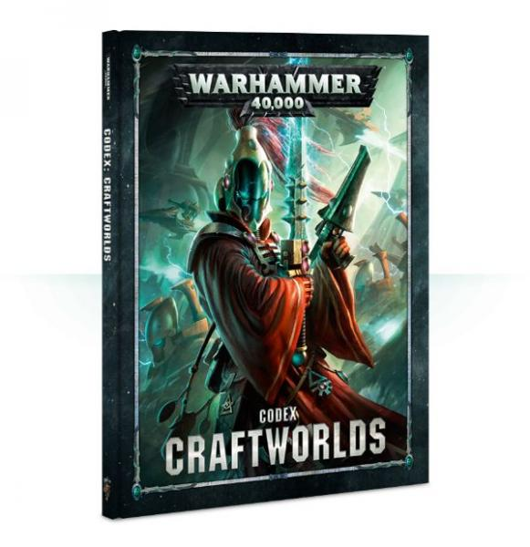 Warhammer 40K:  Craftworlds Codex (HC)