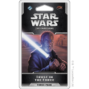 Star Wars LCG: Trust in the Force Force Pack