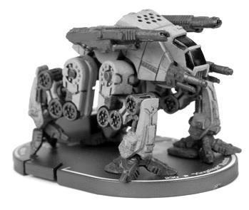 BattleTech Miniatures: Xanthos XNT-70 Mech - 100 Tons - TRO 3145NTNU