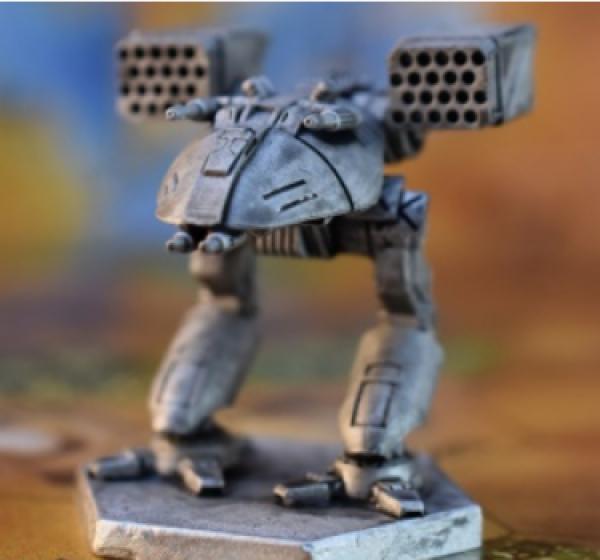 BattleTech Miniatures: Catapult II CPLT-L7