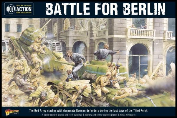 Bolt Action, 2nd Edition: The Battle for Berlin Battle Set