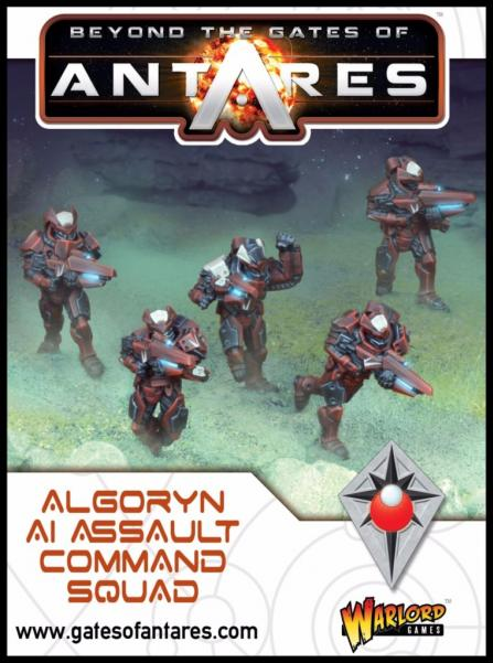 Beyond The Gates Of Antares: Algoryn Assault Command (5)