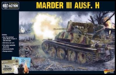 Bolt Action, 2nd Edition: Marder III Ausf. H