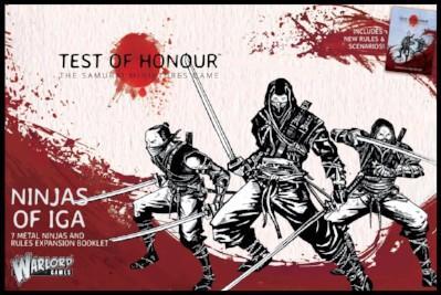 Test of Honour: Ninjas of Iga