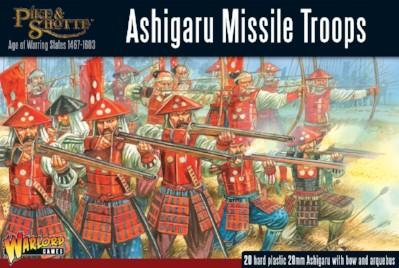 Pike & Shotte: Ashigaru Missle Troops