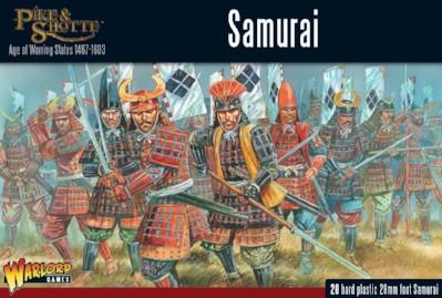 Pike & Shotte: Samurai Infantry
