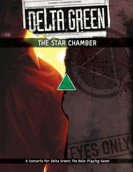 Delta Green RPG: The Star Chamber