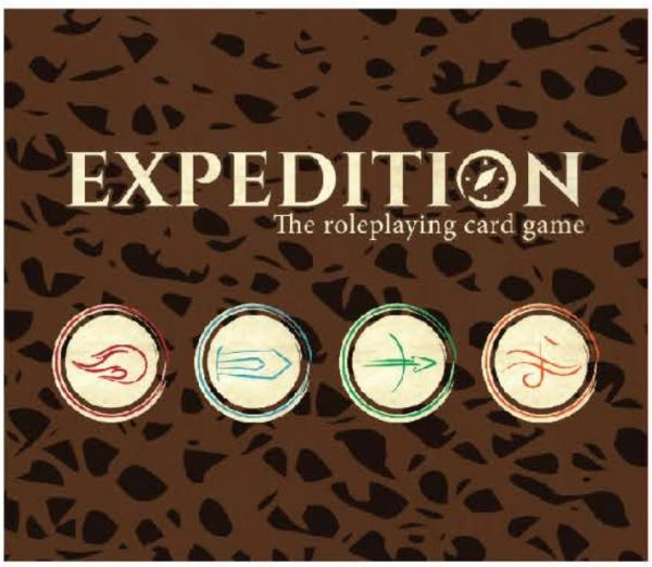 Expedition - The Role Playing Card Game