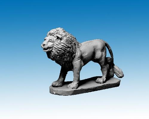 28mm Modern: North Star Africa - Lion (1)