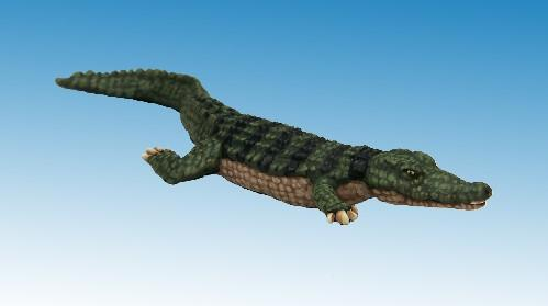 28mm Modern: North Star Africa - Nile Crocodile (1)