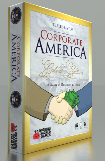 Corporate America - Gilded Edition