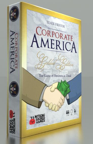 Corporate America - Gilded Edition