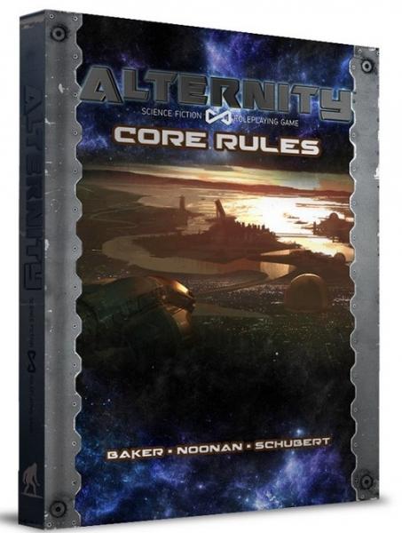 Alternity RPG: Core Rulebok (HC) [NO LONGER IMP CLIENT]