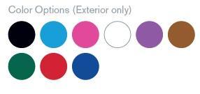 Dex Protection: Creation Line - Large Deckbox - Dark Blue
