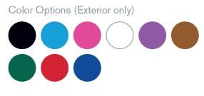 Dex Protection: Creation Line - Medium Deckbox - Green