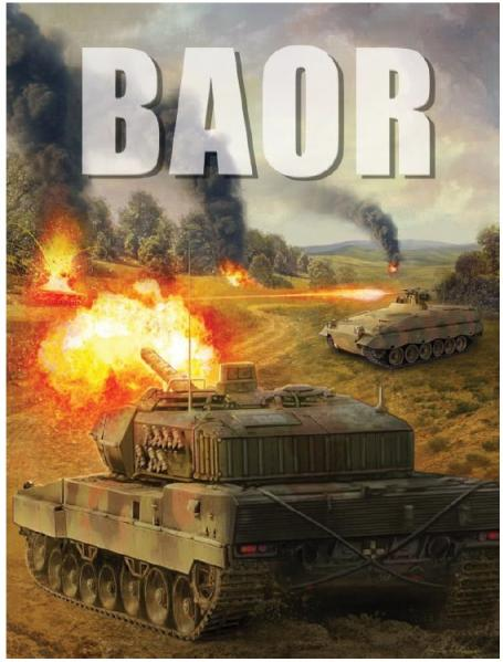 MBT Expansion: BAOR (British Army of the Rhine)
