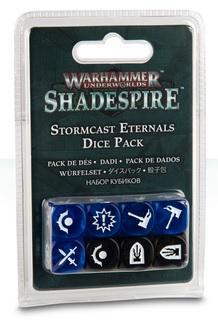 Warhammer Underworlds: Shadespire Stormcast Eternals Dice