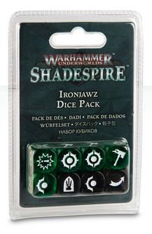 Warhammer Underworlds: Shadespire Ironjawz Dice