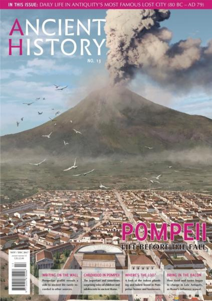 Ancient History Magazine: Issue #13