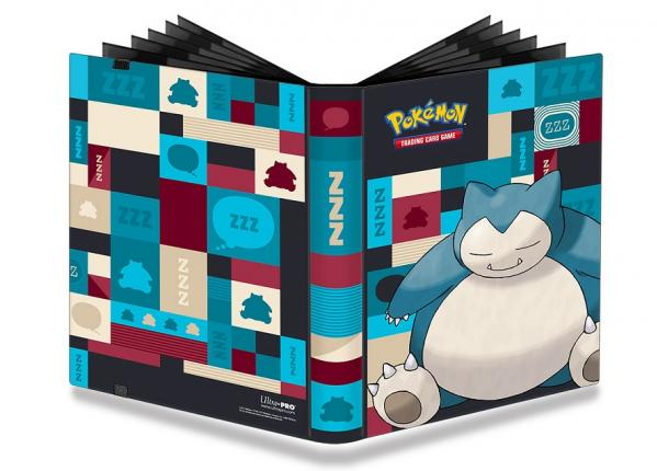 Accessory: Pokémon Snorlax PRO-Binder