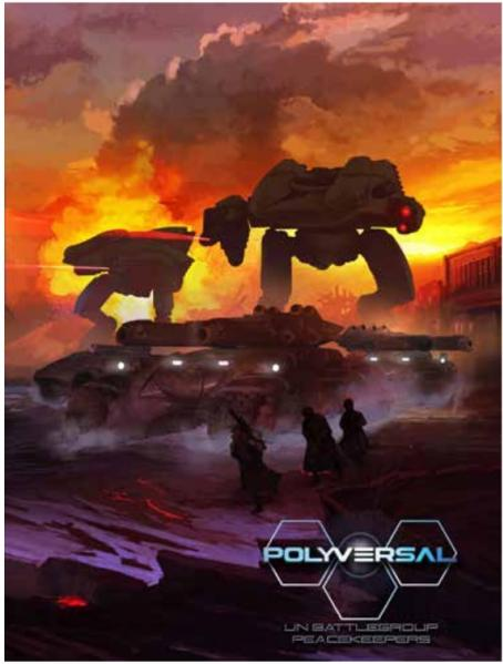 Polyversal: UN Battlegroup B (Peacekeepers) Expansion