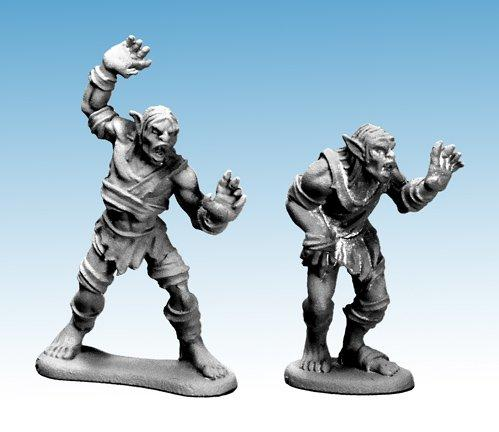 Frostgrave: Ghost Archipelago Ghouls (2)