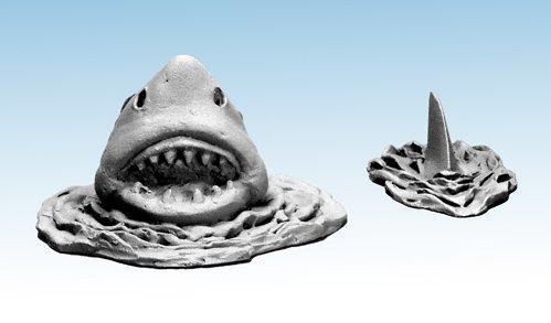 Frostgrave: Ghost Archipelago Shark