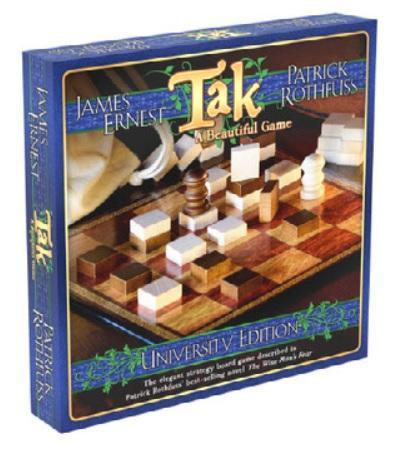 Tak: A Beautiful Game University Edition