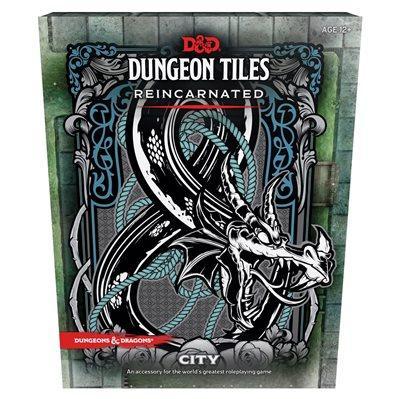 D&D: Dungeon Tiles Reincarnated - City