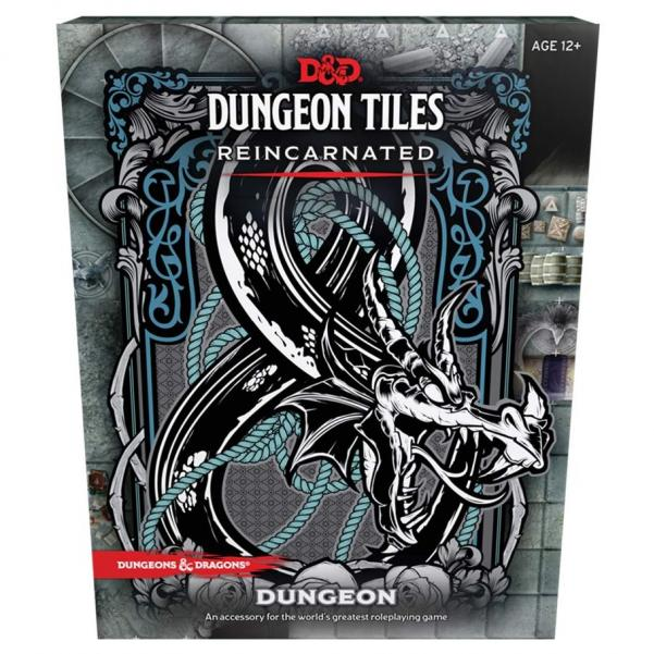 D&D: Dungeon Tiles Reincarnated - Dungeon