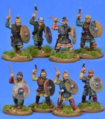 SAGA: Salian Frank Warriors (8)