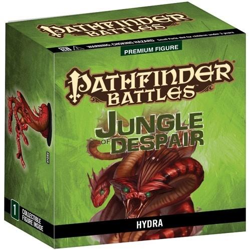 Pathfinder Battles: Jungle of Despair Hydra Case Incentive