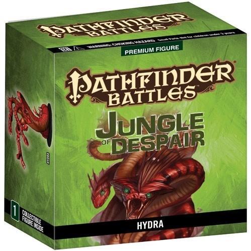 Pathfinder Battles: Jungle of Despair Hydra Case Incentive