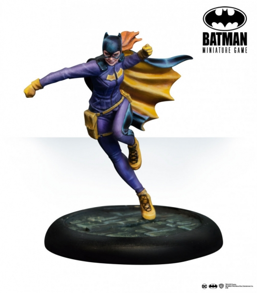 Batman Miniature Game: Batgirl Rebirth (2nd Edition) (Resin)