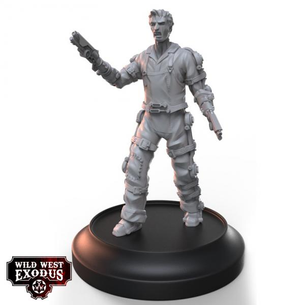 Wild West Exodus: Constructed Henchmen (5)
