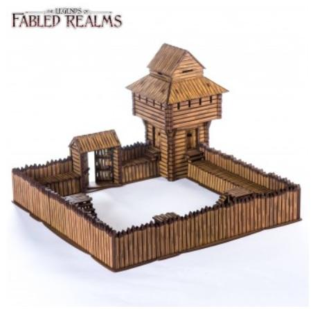 28mm Fabled Realms: Sleevigal Fort