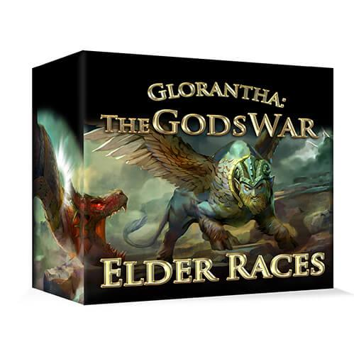 The Gods War: Elder Races