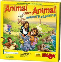 Animal Upon Animal Memory Stacking