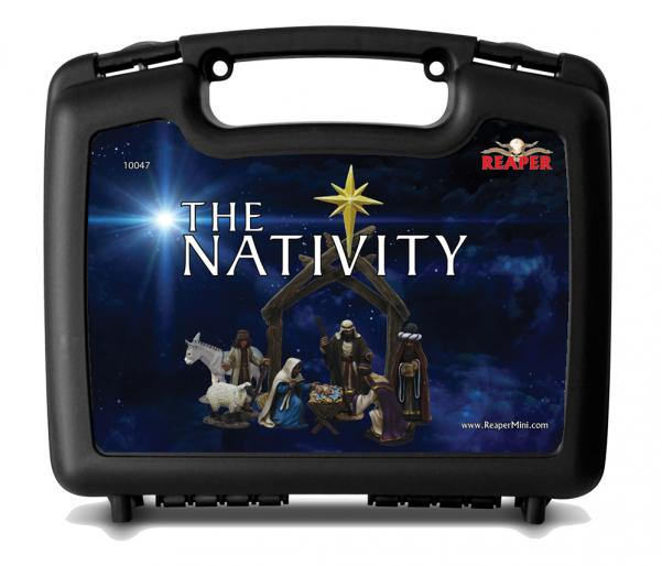 Miniatures Boxed Sets: The Nativity Boxed Set
