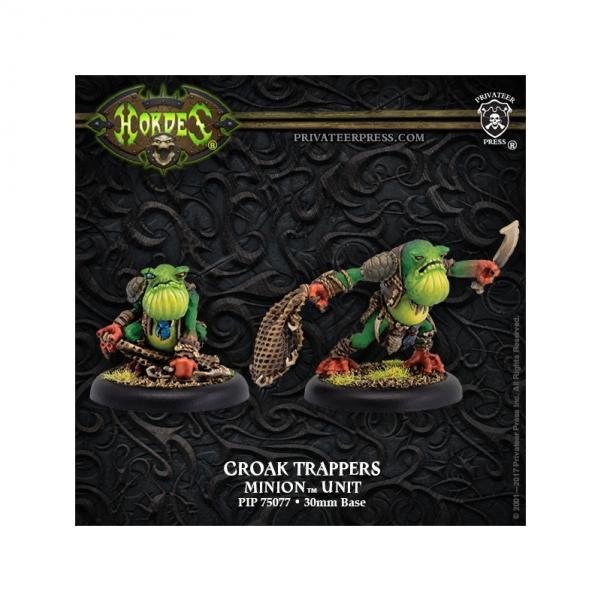 (Minions) Croak Trappers – Minion Unit (2) (resin)
