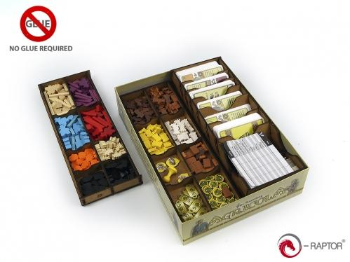 Board Game Accessories: Agricola Insert Organizer (Revised Edition)